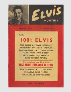 Elvis Monthly